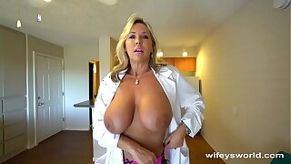 Busty Mating Dr Finger Banged At the Her Cum Facial