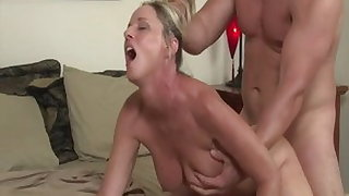Incredible pornstar Jodi West in best swallow, blowjob xxx movie