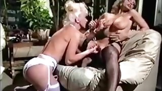 Desiree Barcley Retro Lesbian Porn