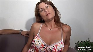 Colouring untrained french squirt mom analyzed double penetrated coupled with enduring gangbanged
