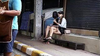 Pattaya Beach Road - September 2019