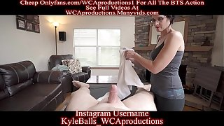 Rub down Wean away from My Girlfriends Hot Mom Part 2 Christina Sapphire
