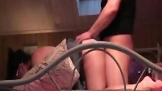 Matured amateur woman licked, fingered plus fucked