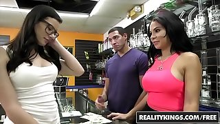 RealityKings - Money Mother of Parliaments - (Dylan Daniels, Kymberlee Anne) - Pass The Pussy