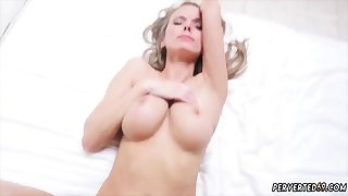 Huge tits melons milf xxx Jane Doux with regard to In a beeline Father Is