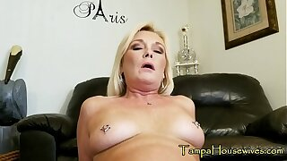 A Little one Gets to Creampie His Mom TWICE
