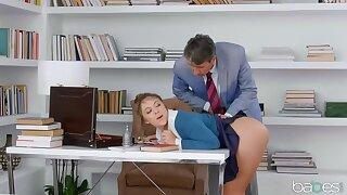 Gia Derza is The Anal Secretary!