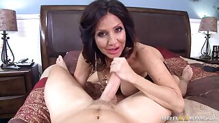 Stepmom Soothes Be passed on Groom